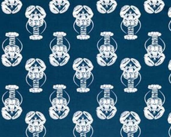 Outdoor Fabric by the Yard Home Decor Navy Blue Fabric Premier Prints Outdoor Carlo Oxford