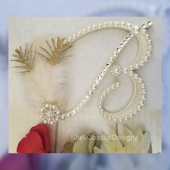 Perlas Y Adornos Art Deco elaboración de Tarjetas Toppers 12 Tarjeta Toppers
