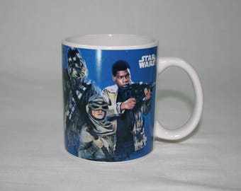 Star Wars The Force Awakens Coffee Mug