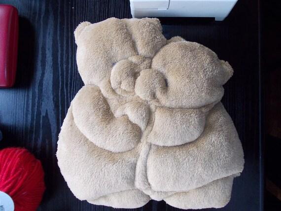 PDF-Schnittmuster für Baby Kissen Bär-gefüllte Tier DIY   Etsy