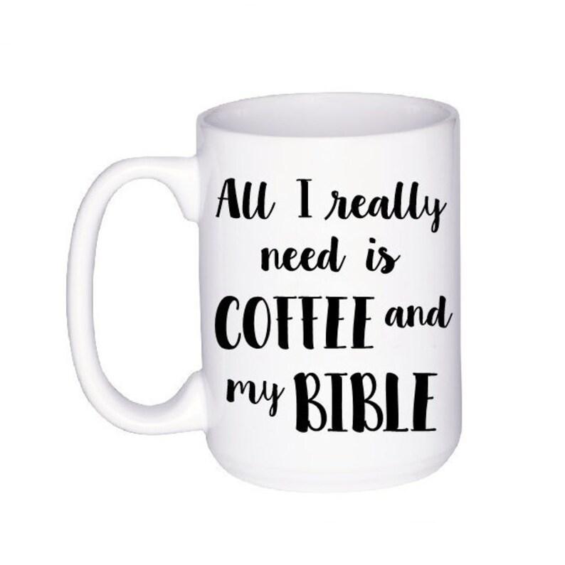 104ce6c49bc Christian Mug Inspirational Mug Christian Gifts