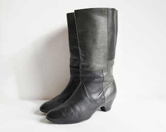 80s vintage boots   Etsy