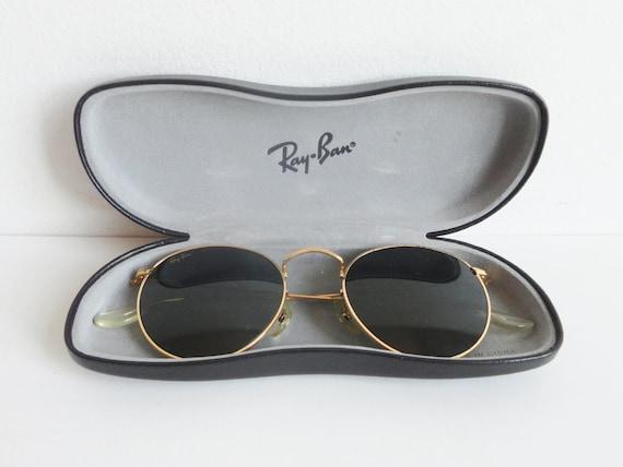 ray ban b&l usa vintage