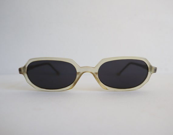 60s Transparent Vtg. Sunglasses // Unisex
