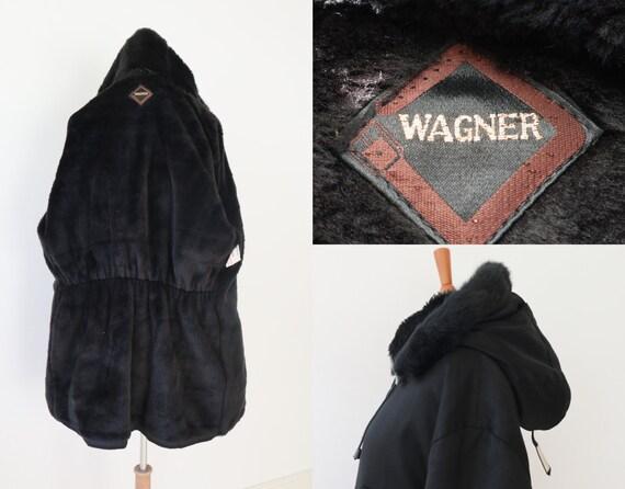 ... Incroyable homme noir des années Parka 70 à capuche coton Vintage Parka années  manteau avec doublure ... 7554ddd031c