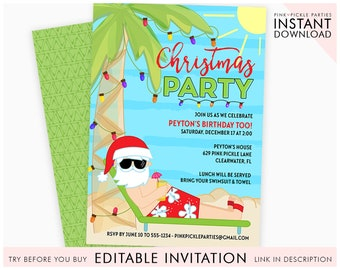 Christmas In July Clipart Free Download.Christmas In July Etsy