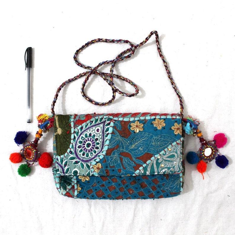 12d9793f57 Handmade Ethnic Designer Tribal Banjara Patchwork Embroidered   Etsy