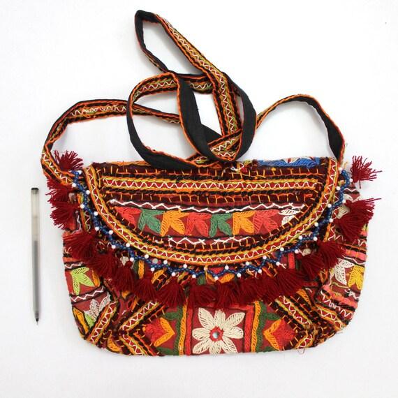 58cc9c99c4 Handmade Ethnic Designer Tribal Banjara Patchwork Embroidered