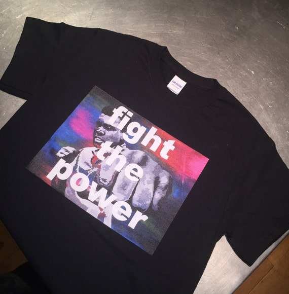 Fight The Power Tee