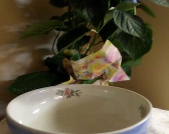 Halls ~ Rose Parade Bowl #1259