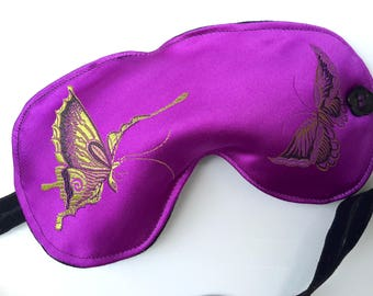 Butterfly Sleep Mask