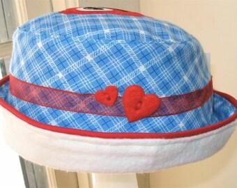 Baby Hat, baby bucket hat, Applique, Fun Baby Hat, Cute Baby Hat, Baby Shower Gift, Baby Gift, Baby Hat Boys, Baby Hat Girls, 12-24 months