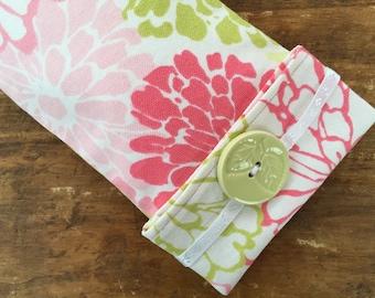Pretty Pink Aromatherapy Yoga Eye Pillow
