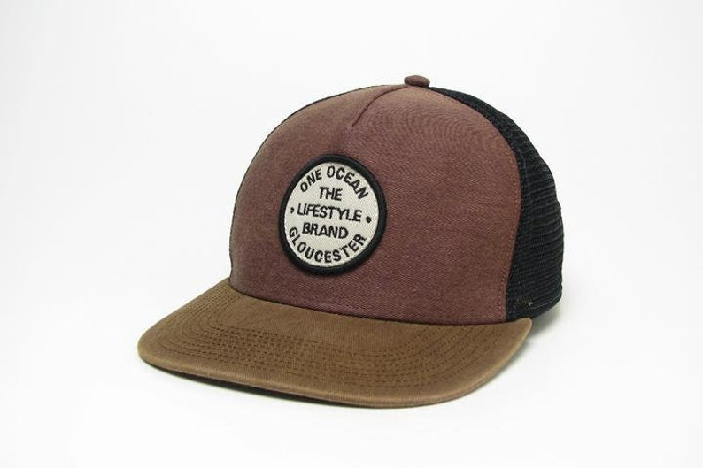 078587a68 The Lifestyle Brand Flat Bill Hat