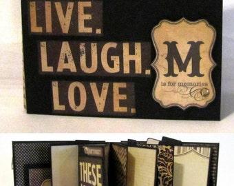 Live Laugh Love Mini Album
