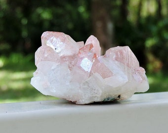 """Apophyllite Crystal from India, 2.2"""" Inch 86 Grams"""