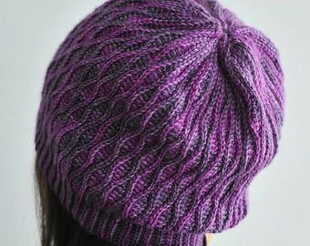Crochet Berlin Hat (PDF PATTERN)