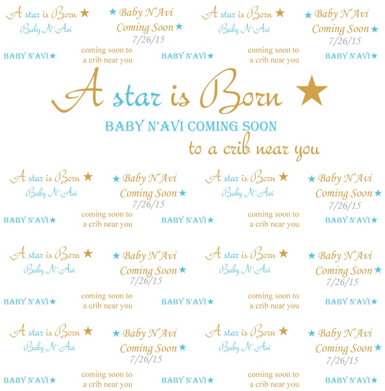 Baby shower backdrop Event Backdrop,Step and Repeat Backrop Event Photo Booth Step and Repeat Backdrop Birthday Backdrop