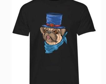 Dog printed t-shirt