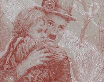 Auld Lang Syne - Fine Art Print by Daniel Lovely