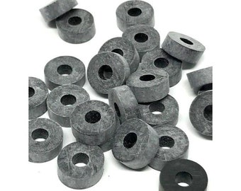 BCP638 100 Qty #10 Stainless Steel EPDM Bonded Sealing Neoprene Rubber Washers