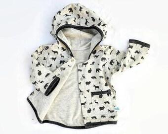 Baby Gift Baby Hooded Sweatshirt Baby Girl Hoodie SR Sister Love Baby Hoodie Baby Boy Hoodie
