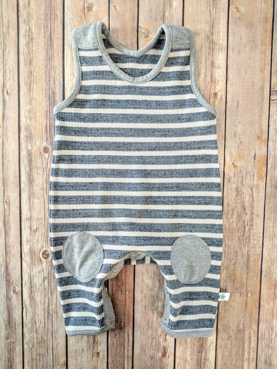 bfa5ca644 Baby Boy Cotton Thermal Romper Infant Cotton Clothes Baby