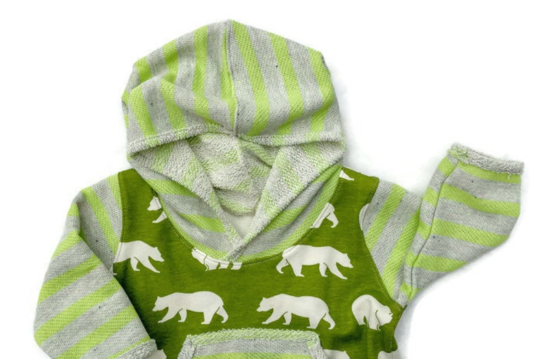 Baby Gift Baby ORGANIC And French Terry Hoodie Baby Organic Clothes,Infant French Terry Clothes Baby Sweatshirt Infant Organic Clothes