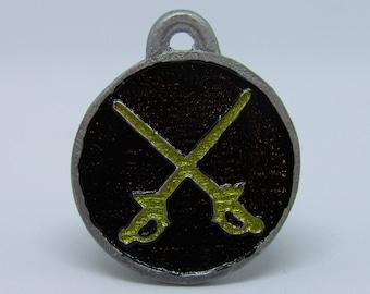 SCA Marshal (Rapier/Light Weapons) Officer's Badge