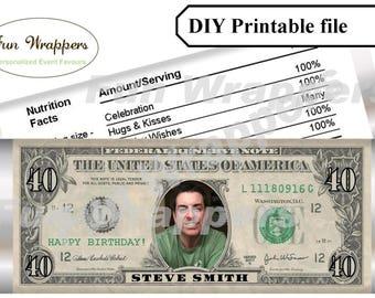 picture regarding Fake Money That Looks Real Printable identified as False monetary Etsy