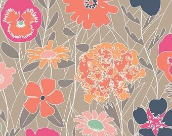 Curiosities ~ Splendiferous ~ Warm ~ Jeni Baker ~ Art Gallery Fabrics ~ CUR-19130