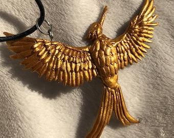 The Hunger Games: Mockingjay Part 2 Handmade Pendant