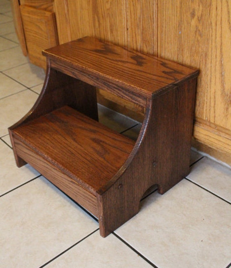 Awesome Adult Step Stool Kitchen Step Stool Wooden Step Stool Onthecornerstone Fun Painted Chair Ideas Images Onthecornerstoneorg