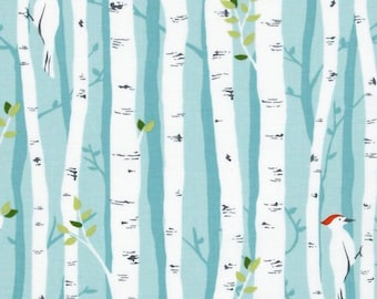 Baby Curtains Nursery Blackout Window Curtain Panels Michael Millers Birch Forest Woodland