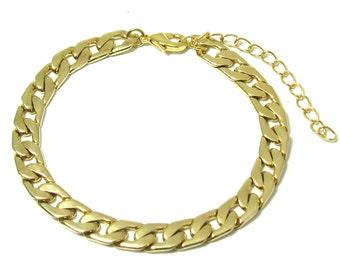 Men's Gold Bracelets - Mens Bracelet - Men's Jewelry - Jewelry For Men - Bracelets For Men - Gift for Him - Men's Gifts