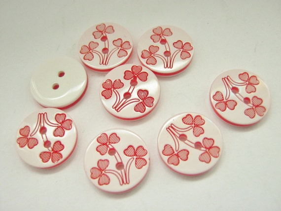 "10 Snowflakes Buttons White Turquoise Petal 13mm 1//2/"" Clothing Sewing Buttons"