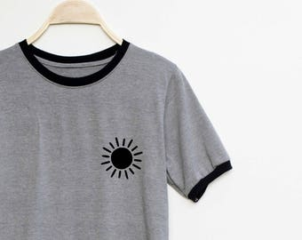 Sun Shirt TShirt T-Shirt T Shirt Tee