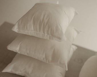 6x12 or 12x6 | Indoor Outdoor Hypoallergenic Polyester Pillow Economical Insert