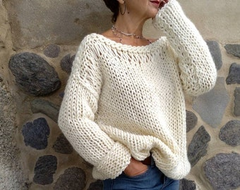 Chic Sweater Etsy