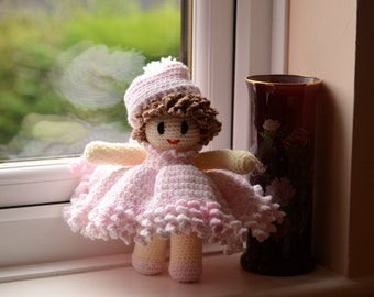 Candy Floss Crochet Pattern