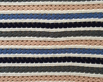 Seaton Blanket PDF pattern