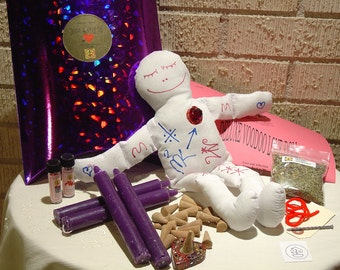 Samantha's Original ™ New Orleans Voodoo Deluxe Love Doll