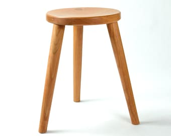 Awe Inspiring Three Legged Stool Etsy Forskolin Free Trial Chair Design Images Forskolin Free Trialorg