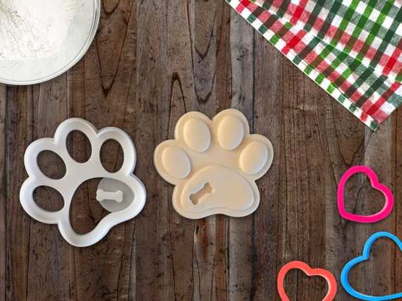 PERSONALIZED Dog Bone treat cutter US SELLER!!