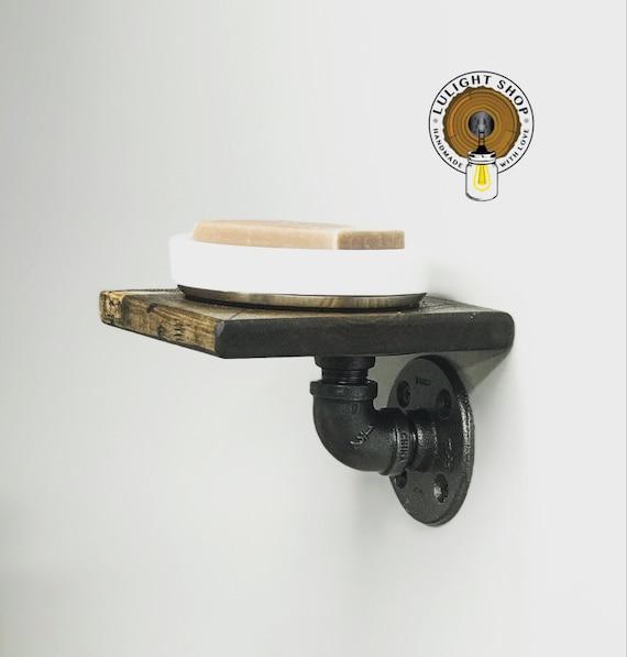 Small Soap Holder Shelf Small Shelf Wall Shelf Shelving Etsy
