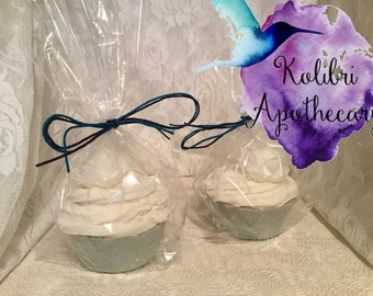 Sweet Cakes Frosted Bath Bomb