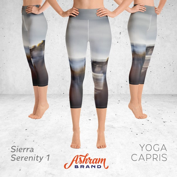 Cute Firefly Womens Printed Yoga Pants High Waisted Workout Leggings
