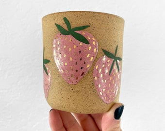 Strawberry Cup #3