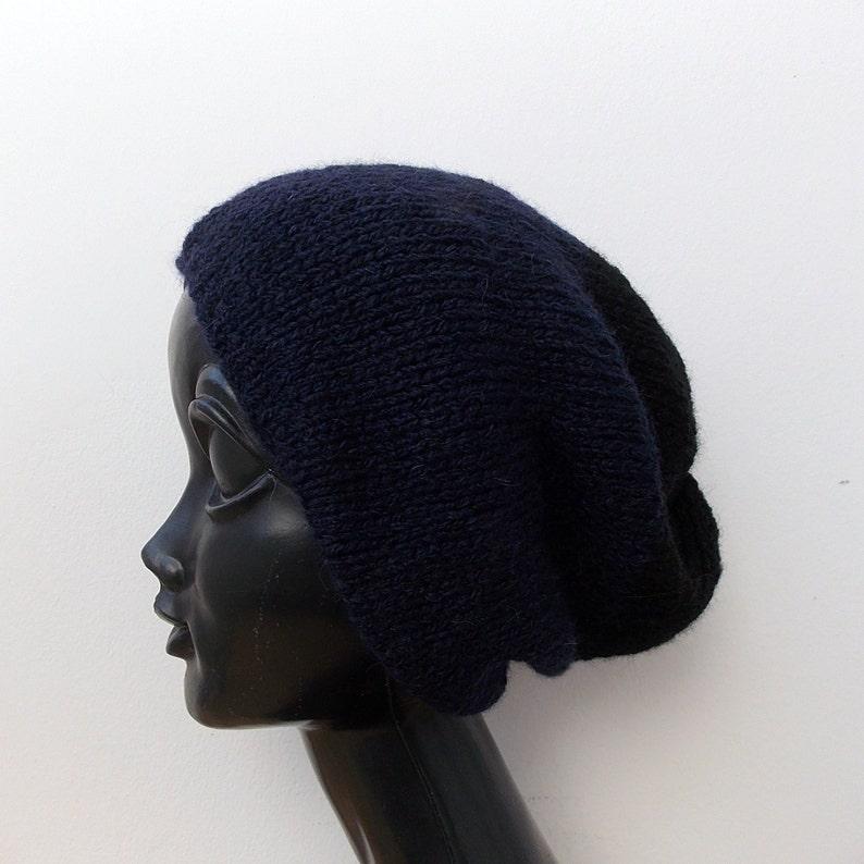 e601e051d7d Alpaca beanie Merino Wool Hand Knitting Hat Womens beanies | Etsy