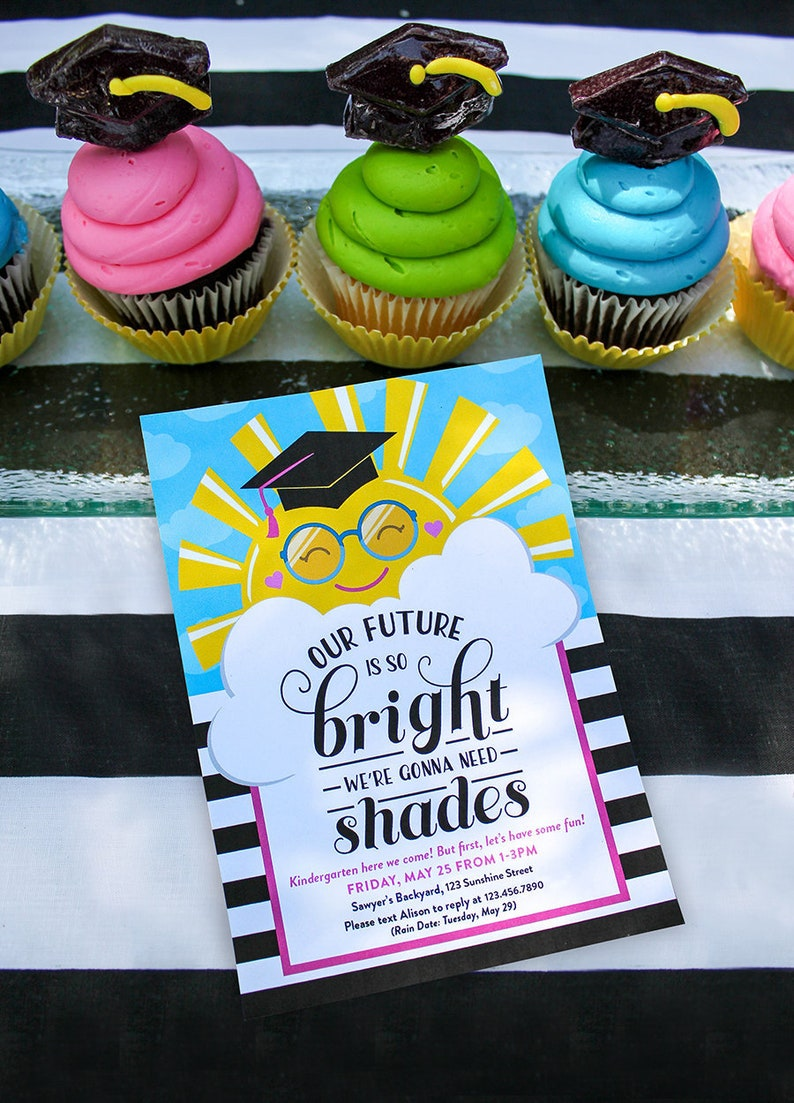 Future So Bright We're Gonna Need Shades graduation party image 0